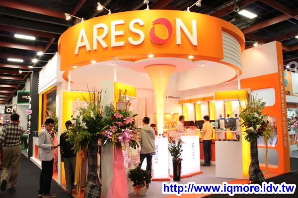 Computex 2011: Areson (宏景科技)