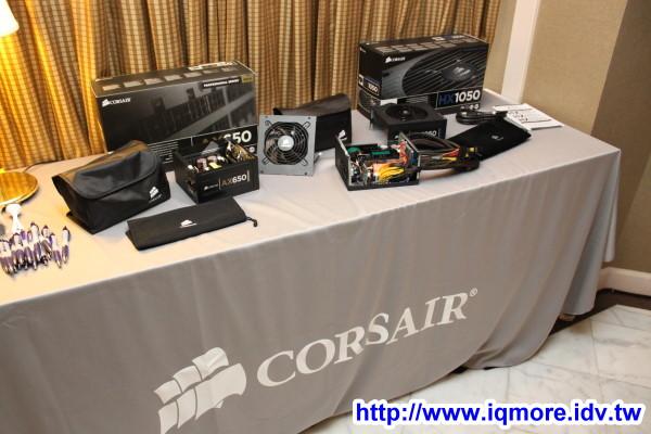 Computex 2011: CORSAIR