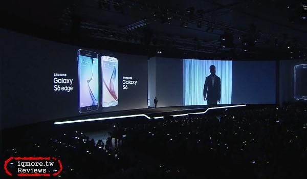 [MWC 2015 總整理] 三星 Samsung Galaxy S6 edge 手機、Samsung Galaxy S6 手機