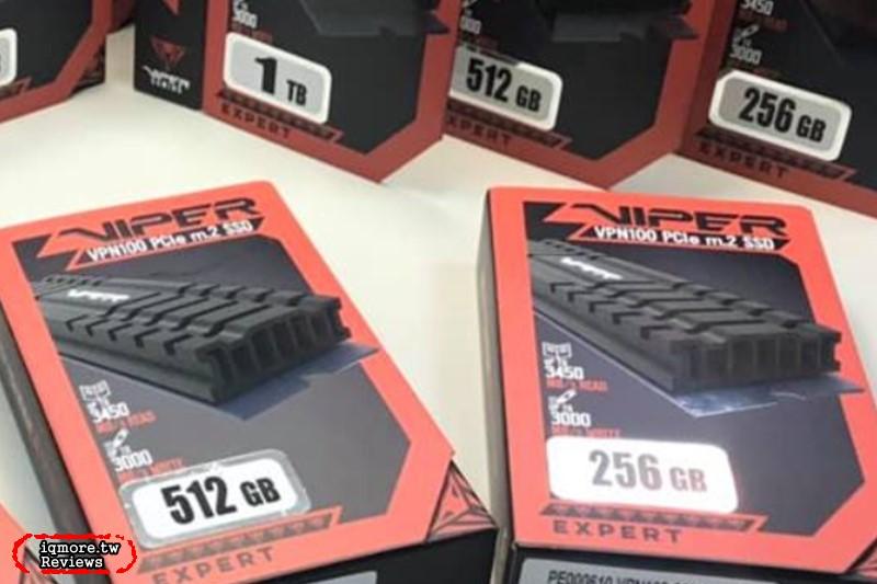 Viper VPN100 NVMe PCIe SSD又快又猛,Patriot台灣小編教你養它該注意些什麼?