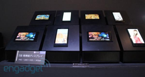 Sharp AQUOS Phone 智慧型手機即將上市,搭載1920 x 1080 Full HD 解析度