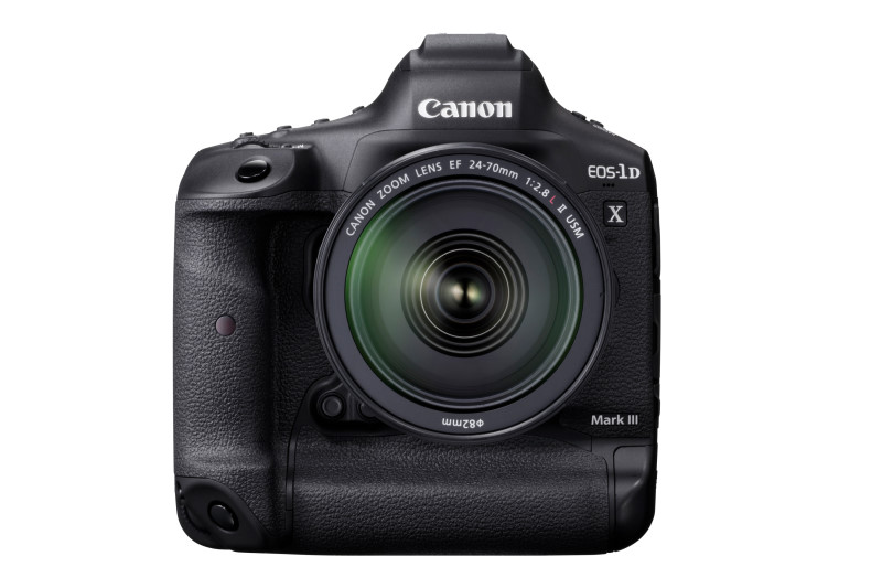 Canon 公布未來EOS-1D X Mark III 旗艦級數位單眼相機最新支援功能,並支援新成員無線檔案傳輸器WFT-E9