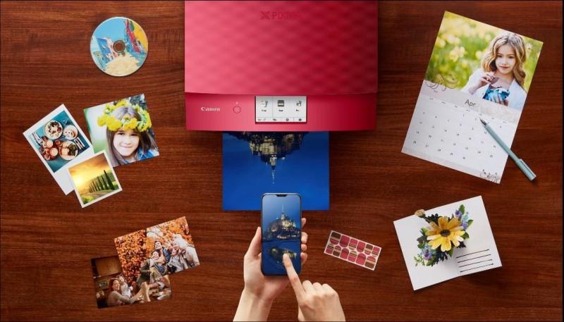 集結色彩列印、掃描、影印多功能,Canon推出 PIXMA TS8370、TS3370 多功能相片複合機