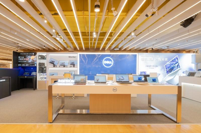 戴爾 DELL 旗艦店於台北三創2樓開幕,電競、商用、到企業級PC以及顯示器全體驗