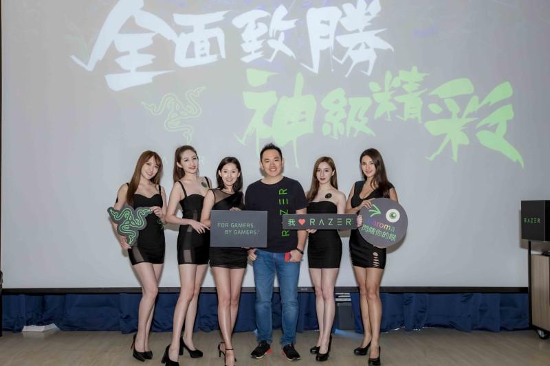 Razer創立全球最大整合遊戲生態圈 攜手頂尖玩家,體驗神級精彩