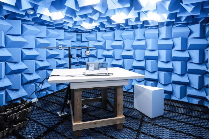 Waves 於台北設立4個ETSI測試實驗室,與特別設計的無響室