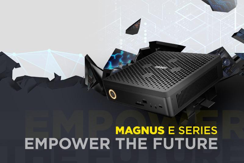 ZOTAC  推出迷你MAGNUS電腦,最高搭載第9代Intel Core i7與NVIDIA GeForce RTX 2070顯示卡