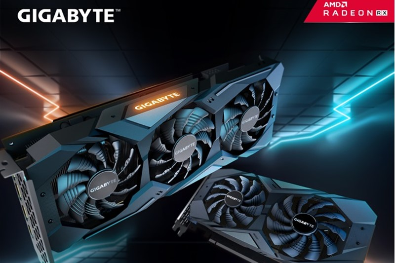 技嘉 發布GIGABYTE Radeon RX 5600 XT GAMING OC 6G、GIGABYTE Radeon RX 5600 XT WINDFORCE OC 6G顯示卡