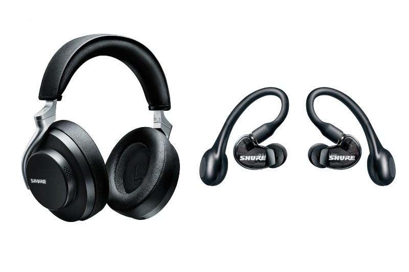 CES 2020 SHURE推出 AONIC 50無線降噪耳罩式耳機 和 AONIC 215真無線耳機