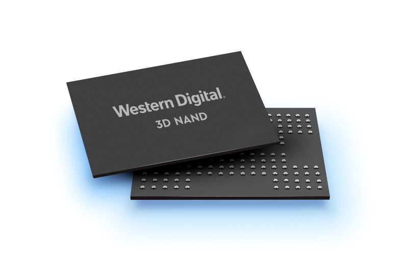 WD推出第五代3D NAND技術BiCS5,擁有112層垂直堆疊的儲存容量