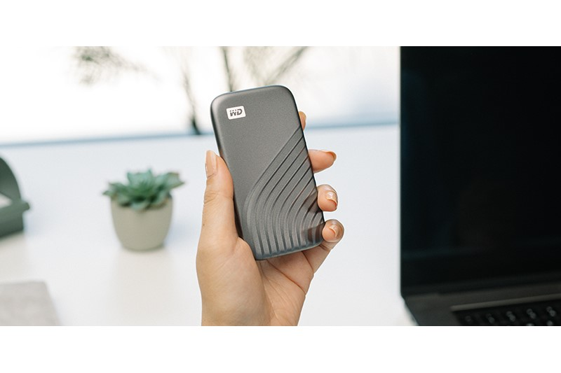 Western Digital 推出 WD My Passport SSD 極速效率,最高達到2TB