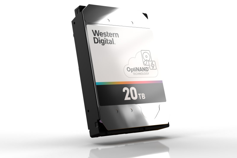 Western Digital 推出 OptiNAND™ 技術  重塑現今硬碟架構