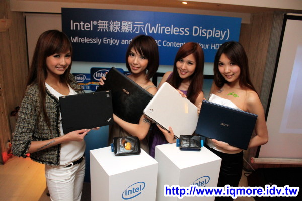 Intel WiDi ( Intel Wireless Display ) 無線顯示技術簡述與體驗