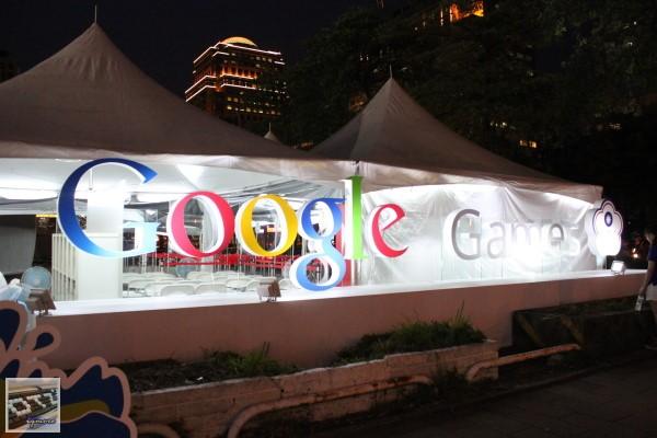 Google Games 之 Google 運動會 小記,8/12最後一天