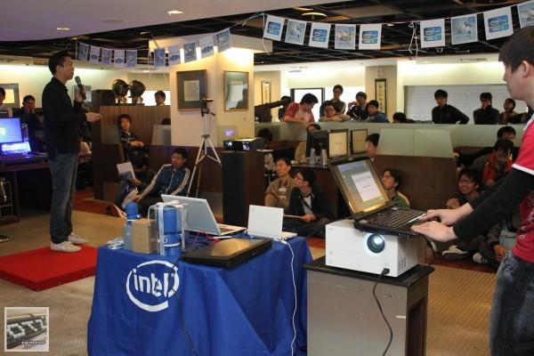 電腦王王團:Intel 遊戲效能體驗會,與CM Storm、BenQ、MSI共同體驗