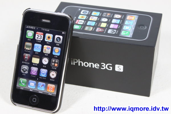 Apple iPhone 3Gs 16GB 低調入手