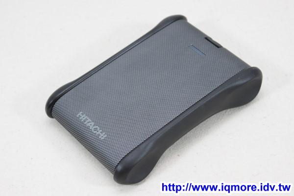 HITACHI (日立) SimpleTOUGH 320GB 行動硬碟評測