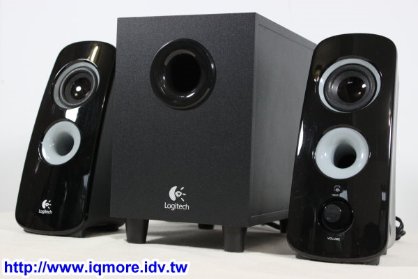 Logitech (羅技) Z323 音箱系統360度音效喇叭評測