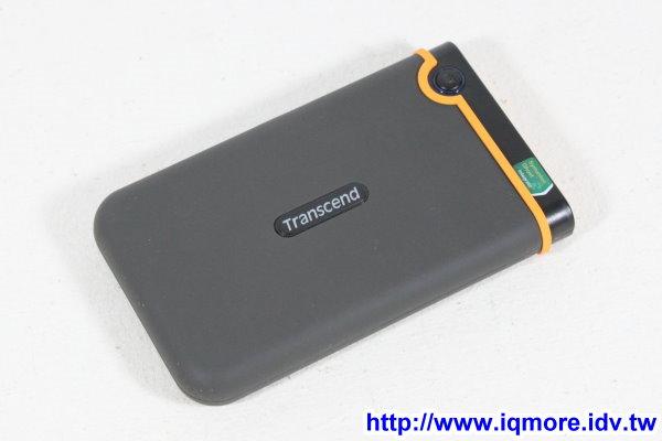 Transcend (創見) StoreJet 25M 320GB 保備碟評測