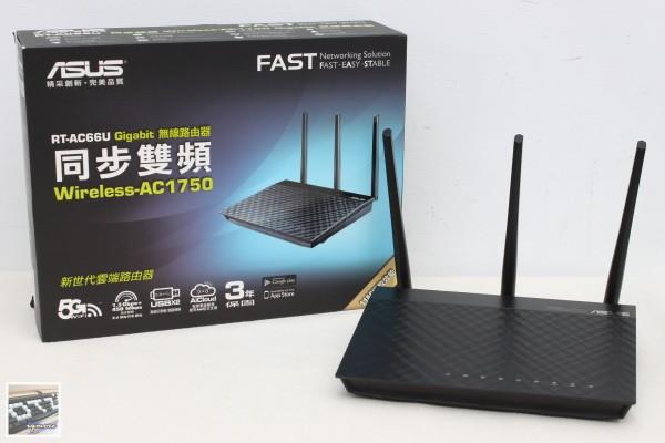 ASUS RT-AC66U 雙頻無線路由器 評測,支援 802.11ac 雙頻傳輸