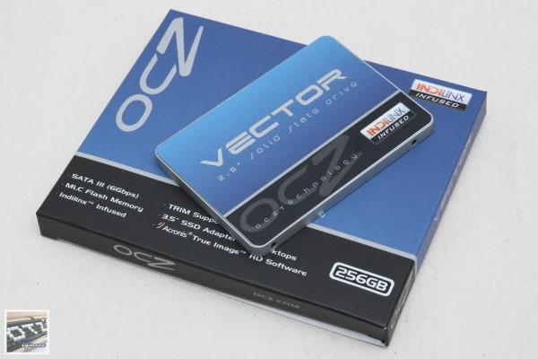 OCZ Vector 256GB SATA 3 固態硬碟 評測,Indilinx Barefoot 3 主控制器