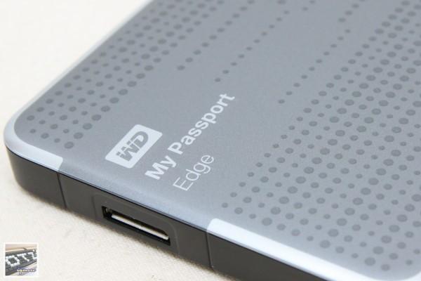 WD (Western Digital) My Passport Edge 500GB 評測,薄型外接硬碟