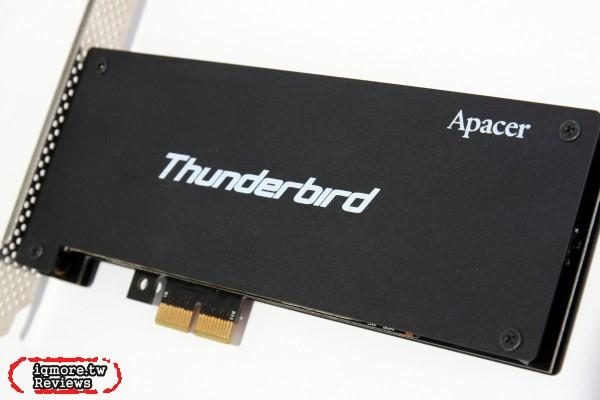 宇瞻科技 Apacer PT910 PCI-E 固態硬碟 評測,採用SF-2281主控器支援PCI-E 2.0
