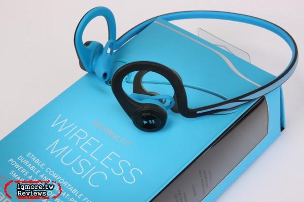 Plantronics BackBeat FIT 運動無線藍牙耳機 評測
