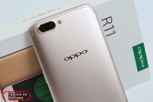 OPPO R11 評測,前後2000萬超高畫素鏡頭的Camera Phone