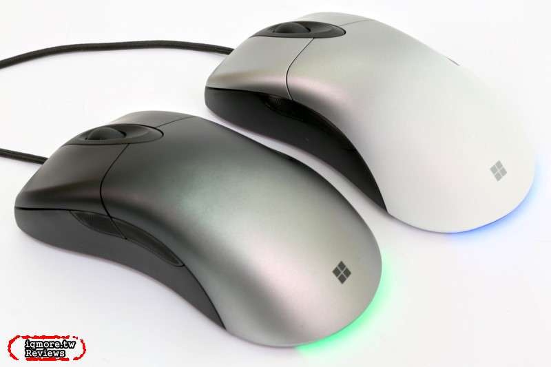 Microsoft Pro Intellimouse 微軟閃靈鯊專業版 拆解評測,最強大的 IE 3.0 新版強勢回歸
